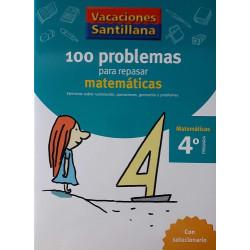 Vacaciones EP 4. Matemáticas