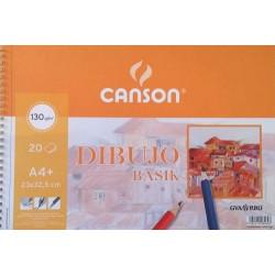 Bloc Dibujo A4 130g Canson