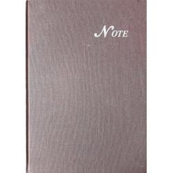 Cuaderno A5 Note