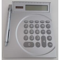 Calculadora + Bolígrafo