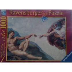 Puzzle Capilla Sixtina 1000 piezas