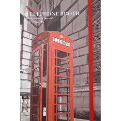 Cuaderno A5 Red Telephone Booth