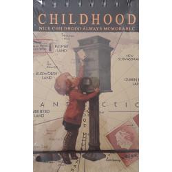 Libreta A6 Childhood (modelo 2)