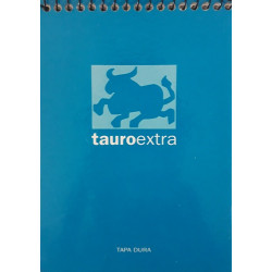 Libreta A7 Tauro
