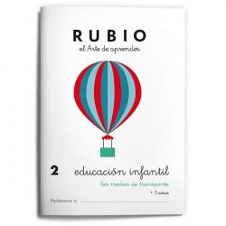 Rubio Educación Infantil 2