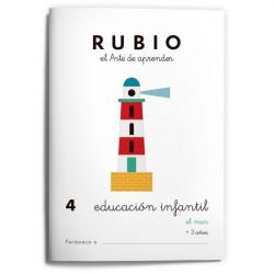 Rubio Educación Infantil 4