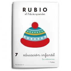 Rubio Educación Infantil 7