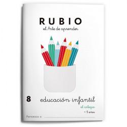 Rubio Educación Infantil 8