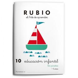 Rubio Educación Infantil 10