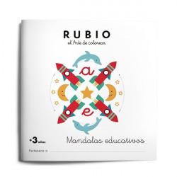 Rubio Mandalas Educativos (3 años)