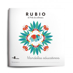 Rubio Mandalas Educativos (4 años)