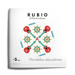 Rubio Mandalas Educativos (5 años)