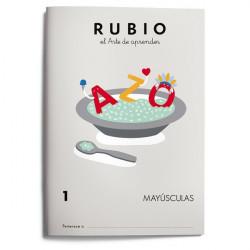 Rubio Mayúsculas 1
