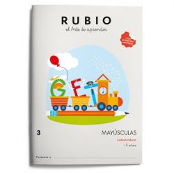 Rubio Mayúsculas 3