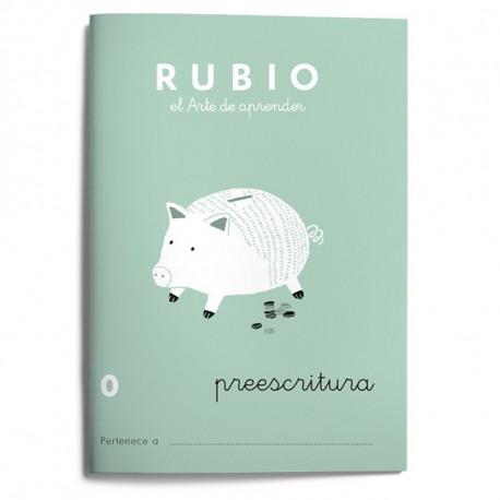 Rubio Escritura 0