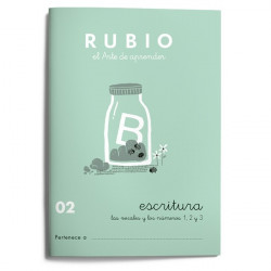 Rubio Escritura 02