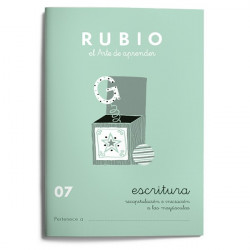 Rubio Escritura 07