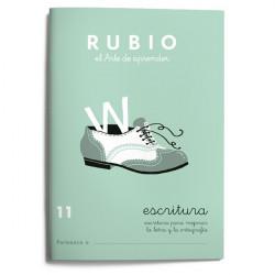 Rubio Escritura 11