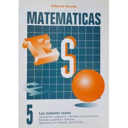 Matemáticas 5. Los números reales