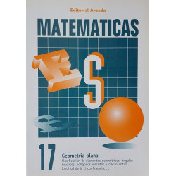 Matemáticas 17. Geometría plana