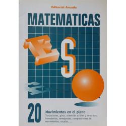 Matemáticas 18. Problemas elementales de trazado gráfico