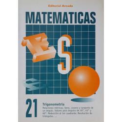 Matemáticas 21. Triogonometría