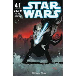 Star Wars Castellano. Grapa 41 a 50