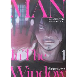 Man in the Window Castellano. Tomo 1 a 10