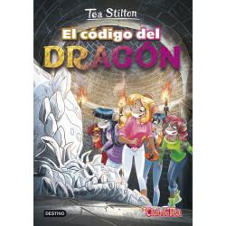 El código del dragón (Club de Tea 1)