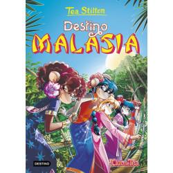Destino Malasia (Club de Tea 36)