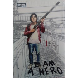 I am a Hero Castellano. Tomo 1 a 10