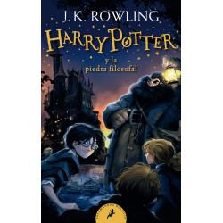 Harry Potter y la piedra filosofal (HP 1)