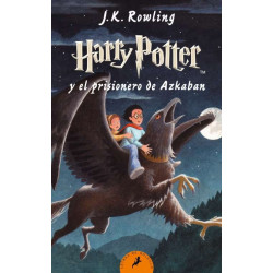 Harry Potter y el prisionero de Azkaban (HP 3)