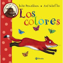 Aprende con el Grúfalo: Los colores