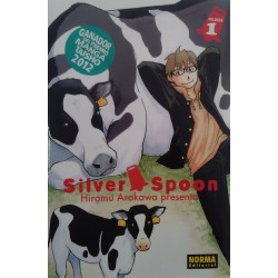 Silver Spoon Castellano. Tomo 1 a 10
