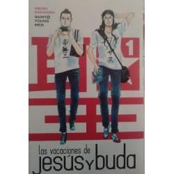 Las vacaciones de Jesús y Buda Castellano. Tomo 1 a 10
