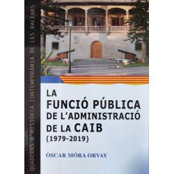La fundació pública de l'administració de la CAIB (1979-2019)