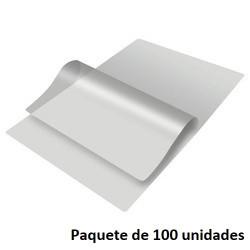 Fundas para plastificar DNI (Paquete 100 unidades)