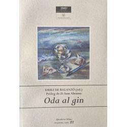 Oda al gin (Quaderns Xibau de poesía, núm. 21)