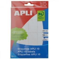 Etiquetas APLI Ref. 1646