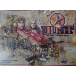 Dust. Strategy Board Game