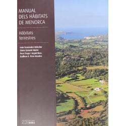 Manual dels hàbitats de Menorca (Recerca nº23)