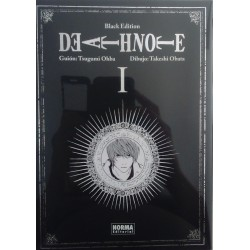 Death Note Black Edition Castellano. Tomo 1 a 6