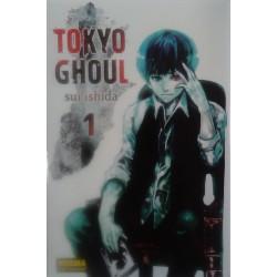 Tokyo Ghoul Castellano. Tomo 1 a 10