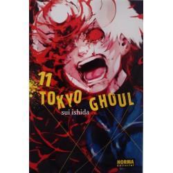 Tokyo Ghoul Castellano. Tomo 11 a 14