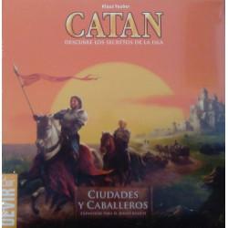 Catan, Ciudades y Caballeros