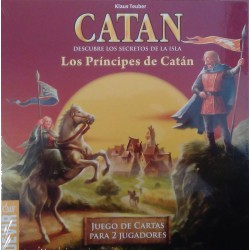 Catan, los Príncipes de Catan