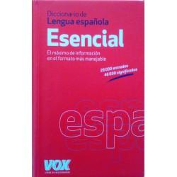 Diccionario Esencial de Lengua Española
