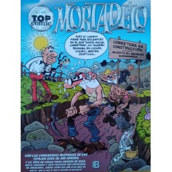 Top Cómic Mortadelo nº60