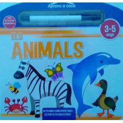 Els animals 3-5 anys